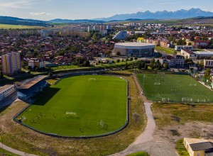 Futbalový štadión