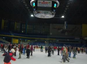 Verejné korčulovanie
