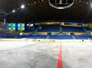 Hlavná plocha štadióna